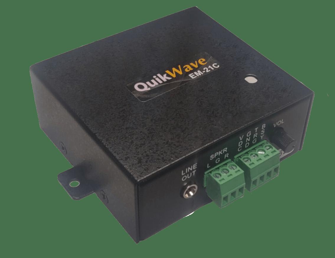 EleTech Quikwave series