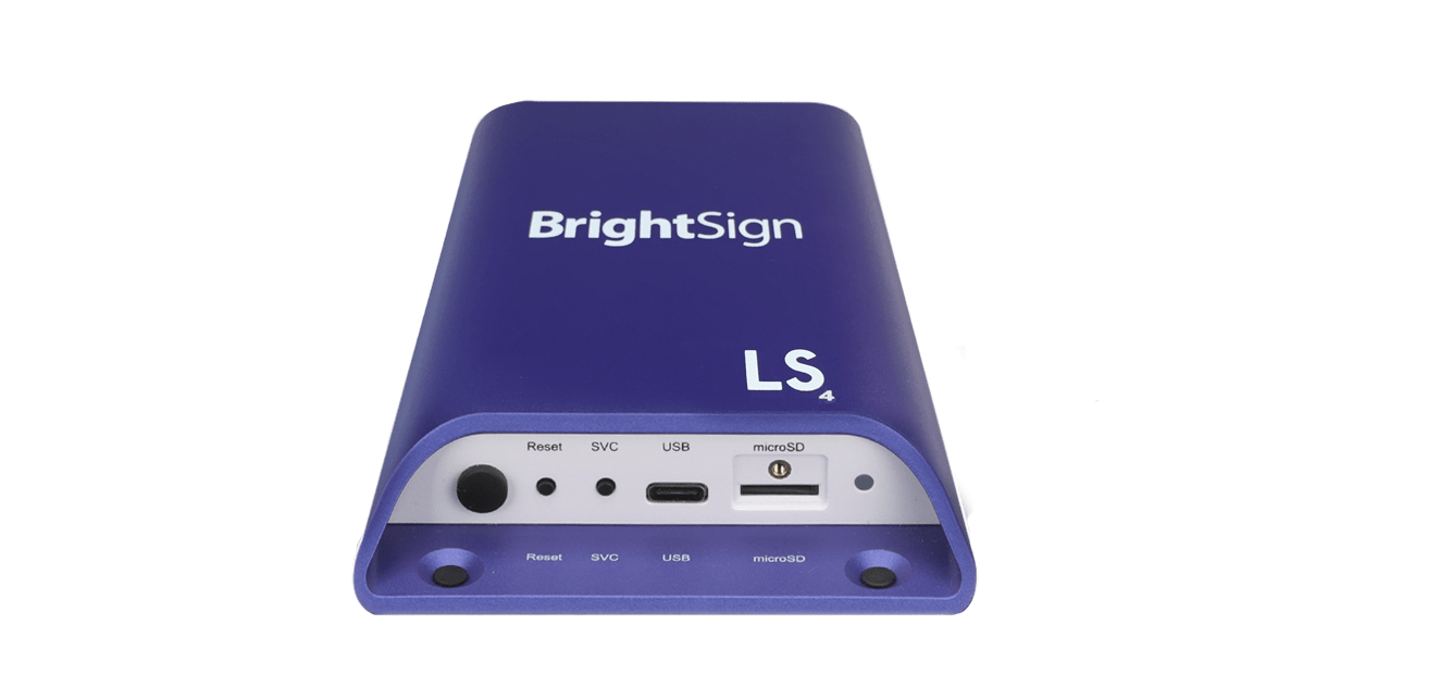 BrightSign LS